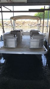 Photo for 10 Person Pontoon Boat Rental