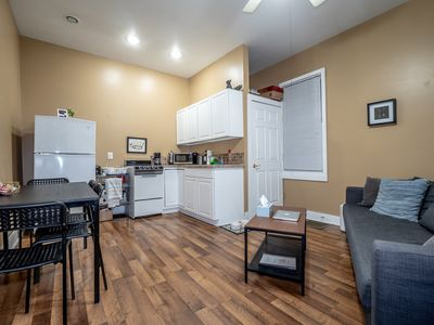 Photo for Short North Private Condo 3 Blocks from High Street