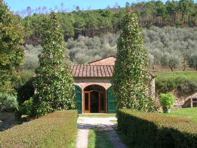 Photo for 3BR Farmhouse Vacation Rental in Capannori, Toscana
