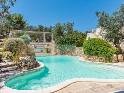 Photo for 2 bedroom Villa, sleeps 5 in Spirito Santo with Pool, Air Con and WiFi