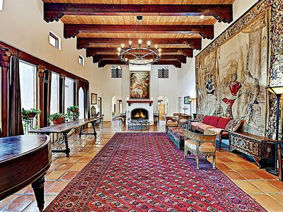 Photo for Extraordinary Private Estate w/ Pool, Hot Tubs & Incredible Art Collection