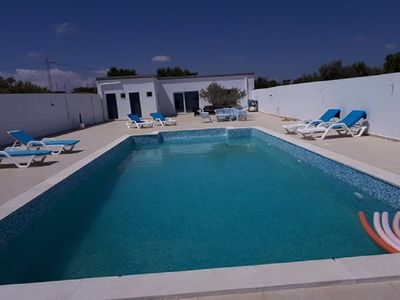 Photo for VILLA SYRINE® 5 MINUTES FROM THE MOST BEAUTIFUL BEACHES OF DJERBA