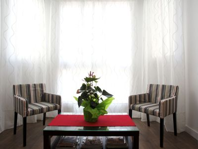 Photo for Apartment 1.1 km from the center of Barcelona with Internet, Air conditioning, Lift (992219)