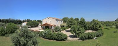 Photo for DOMAINE DES CHENES TRUFFIERS - IN BETWEEN PROVENCE AND NÎMES AREA