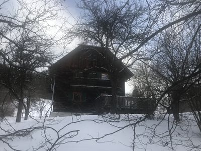 Photo for Chalet - cozy renovated farmhouse, sauna, heating and wood stove