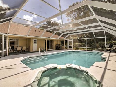 Photo for NEW! Upscale Titusville Home w/Pool on Golf Course