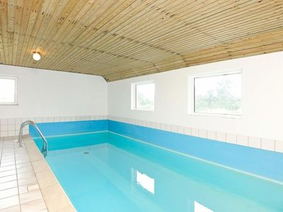 Photo for House in the center of Vejers Strand with Parking, Internet, Washing machine, Pool (93299)