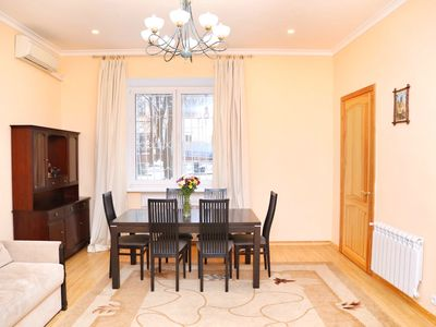 Photo for Large 2-bdrm Apartment Near the Central Square of Kiev
