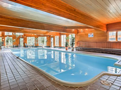 Photo for Silverthorne Condo w/Patio&Mtn Views-Pool Access