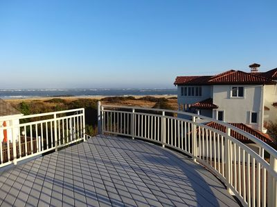 Ocean City Gardens Single Family Home With Stunning Ocean, Inlet and Bay Views