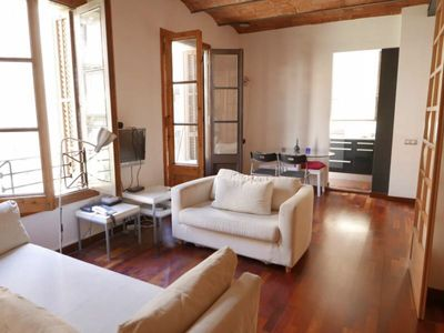 Photo for Stylish and centric apartment in Barcelona