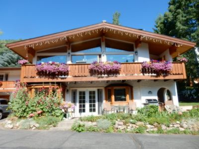 Photo for True Bavarian Chalet-Lower Level-with Private Hot Tub