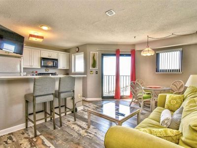 Photo for Stunning 2BR Ocean-View Condo in Myrtle Beach!!!