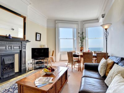 Photo for Apartment directly on the coast in Brighton