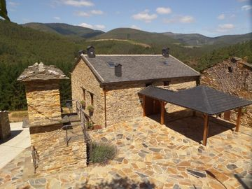 Self catering Rural Prado for 12 people