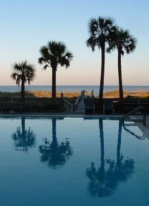 Photo for Pretty Perfectly located  Beach side Villa    Pool also beachside awesome views