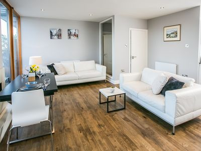 Photo for Grand Canal Square - Superb  3 Bedroom/2 Bathroom Apartment - sleeps 7