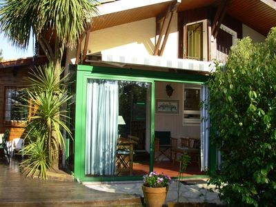 Photo for CAP FERRET CENTER RENTAL HOUSE 5 PERS