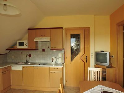 Photo for Apartment Max & Moritz / 2 bedrooms / shower, WC - Hotel Garni *** Zerza
