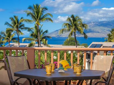 Photo for Maui Kamaole #H-211 2Bd/2Ba, Ocean View, A/C, Wifi, Great Rates! Sleeps 6