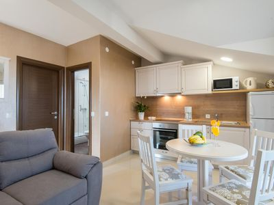 Photo for Great, spacious, modern apartment in a great location with shared pool