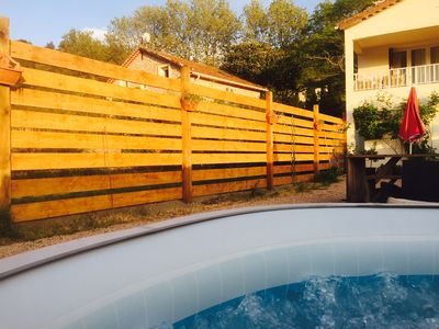 Photo for Maison Belle Vie,Holiday villa in Langedoc, South of France, Corbieres, Aude,