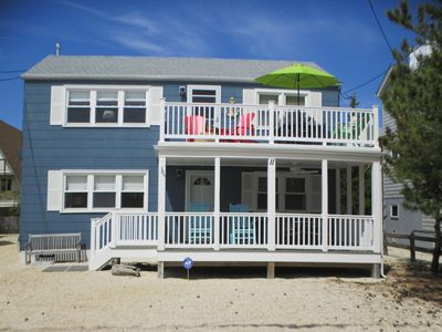 Photo for First floor of Duplex!  Walk to ocean, bay, shopping and restaurants