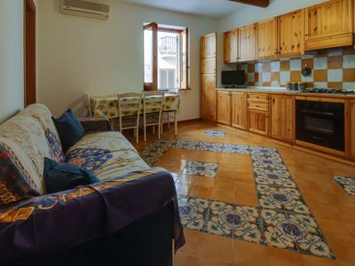 Photo for Bright & airy apartment w/ lovely view - steps from the waterfront!