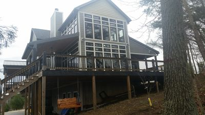 Photo for Lakefront Getaway with Stunning Views of Nolin Lake and Kentucky Bluegrass Hills