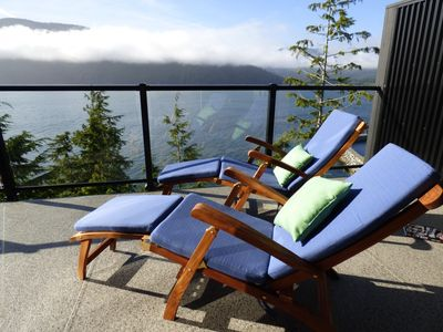 Photo for Eagle Reach - Oceanfront Luxury West Coast Cottage in Port Renfrew B.C.