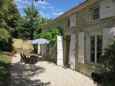 Photo for 3BR House Vacation Rental in Genouillé, Nouvelle-Aquitaine