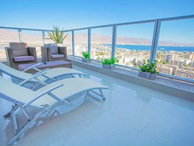 Photo for 1BR Apartment Vacation Rental in Eilat, South District