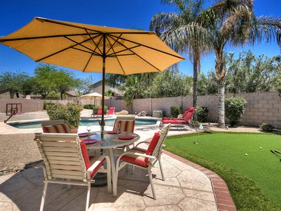 """Photo for Your """"Vacation Villa"""" Awaits You!  Close To Everything In North Scottsdale!"""