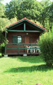 Photo for Camping l'Oasis *** - Chalet Isabelle 2 Rooms 4 People