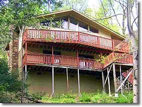 Photo for 3 bedroom chalet located on Ski Mountain minutes from Ober Gatlinburg and Downtown