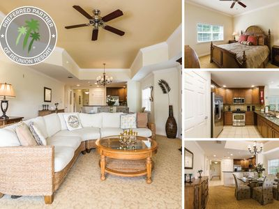Photo for RVH_433M | 3 Bedroom 3 Bath Condo with Private Balcony Access and Beautiful Conservation Views