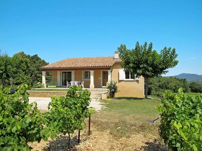 Photo for Vacation home Les Lilas Blancs  in Valréas, Mont Ventoux surroundings - 6 persons, 3 bedrooms