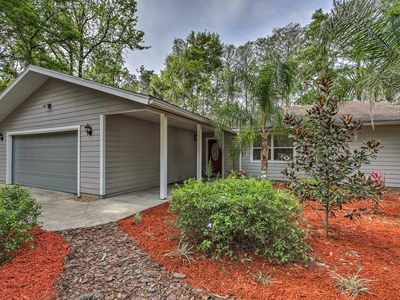 Photo for Waterfront Dunnellon Home w/Private Lanai & Views!