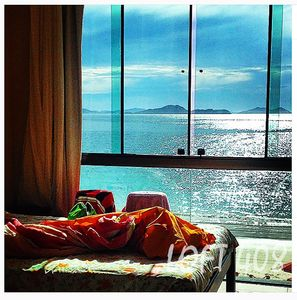 Photo for Charming Loft with the best view of Prainha.