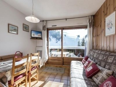 Photo for 1BR Apartment Vacation Rental in La Clusaz