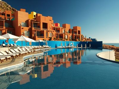 Photo for REDUCED OceanFront - Grand Suite Los Cabos- Easter Week -