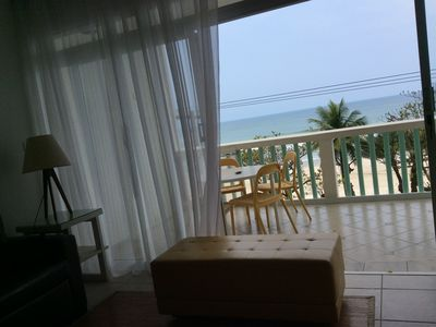 Photo for Sea front with balcony for families. Rent or Sell