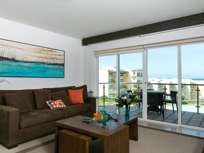 Modern, Stylish And Great Views Apt. In Oceania, Eagle Beach. Families Welcomed! OC-453