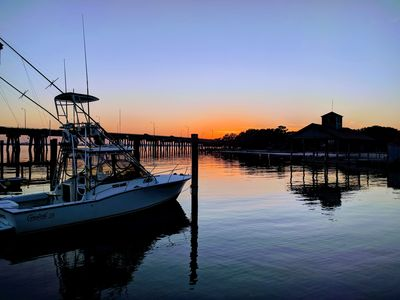 Photo for BEAUTIFUL *WATERFRONT* TOWNHOME WITH BACKYARD BEACH!!