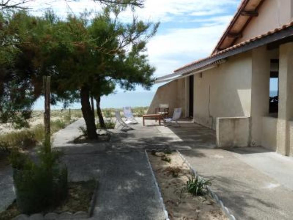 House villa vielle saint girons plage vielle saint for Garage saint girons