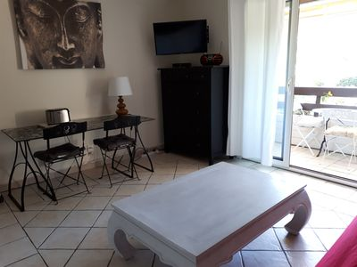 Photo for Nice apartment in Gassin 400 M De La Plage.