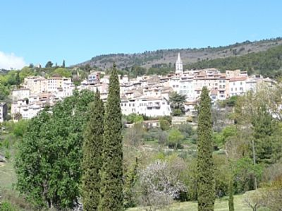 Photo for Large Provencal Village Home, Sleeps 8, South-Facing Terrace In Peaceful Village