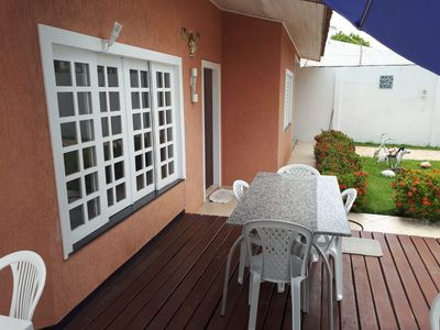 Photo for BEAUTIFUL HOUSE WITH POOL NEAR SHOPPING AND BEACHES