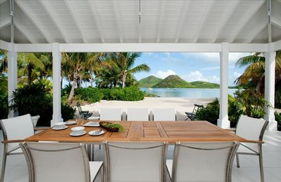 'Palm Point' One of Antigua's Premier Luxury Villas