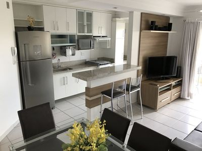 Photo for RESIDENTIAL P. DAS THERMAS II-EXCELLENT APARTMENT WITH GREAT AQUATIC PARK.
